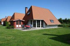 Terrasse Ferienhaus Strandvogt